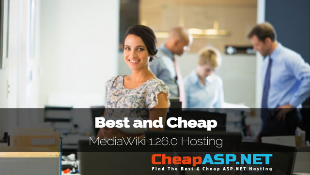 Best and Cheap MediaWiki 1.26.0 Hosting