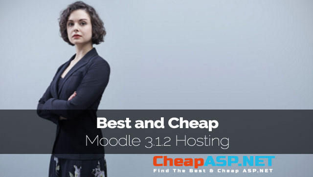 Best and Cheap Moodle 3.1.2 Hosting