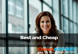 Best and Cheap Moodle 3.2.1 Hosting