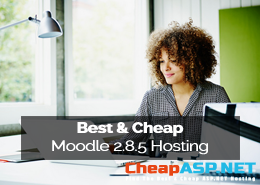 Best and Cheap Moodle 2.8.5 Hosting