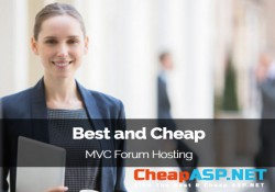 Best and Cheap MVC Forum Hosting