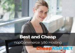 Best and Cheap nopCommerce 3.80 Hosting