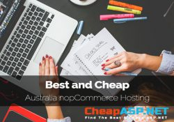 Best and Cheap Australia nopCommerce Hosting Provider