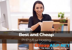 Best and Cheap PHP 5.6.14 Hosting in Linux Server