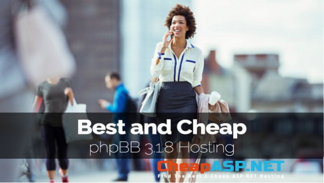 Best and Cheap phpBB 3.1.8 Hosting - The Budget Windows Hosting Choices