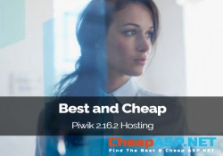 Best and Cheap Piwik 2.16.2 Hosting Provider