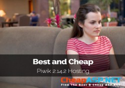 Best and Cheap Piwik 2.14.2 Hosting