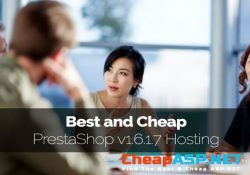 Best and Cheap PrestaShop v1.6.1.7 Hosting