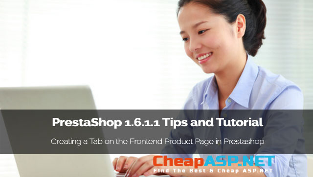 PrestaShop 1.6.1.1 Tips and Tutorial - Creating a Tab on the Frontend Product Page in Prestashop