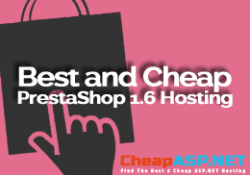 Best and Cheap PrestaShop 1.6 Hosting