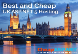 Best and Cheap UK ASP.NET 5 Hosting