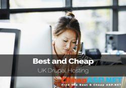 Best and Cheap UK Drupal Hosting