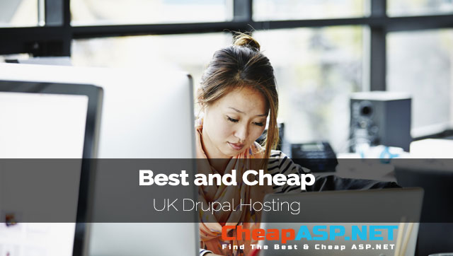 Best and Cheap UK Drupal Hosting