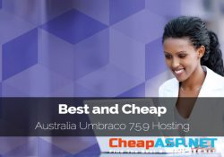 Best and Cheap Australia Umbraco 7.5.9 Hosting