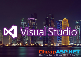 Best and Cheap Qatar Visual Studio 2015 and ASP.NET Hosting