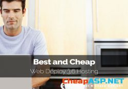 Best and Cheap Web Deploy 3.6 Hosting Provider