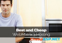 Best and Cheap WebMatrix 3 Hosting