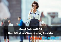 Great Sale 35% Off - Best Windows Web Hosting Provider