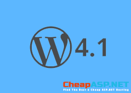 Best and Cheap WordPress 4.1 Hosting Provider Offering Quality Service & Satisfying Support