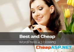 Best and Cheap WordPress 4.3 Hosting