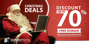 Best and Cheap ASP.NET 5 Hosting - Christmas Eve Hosting Deals