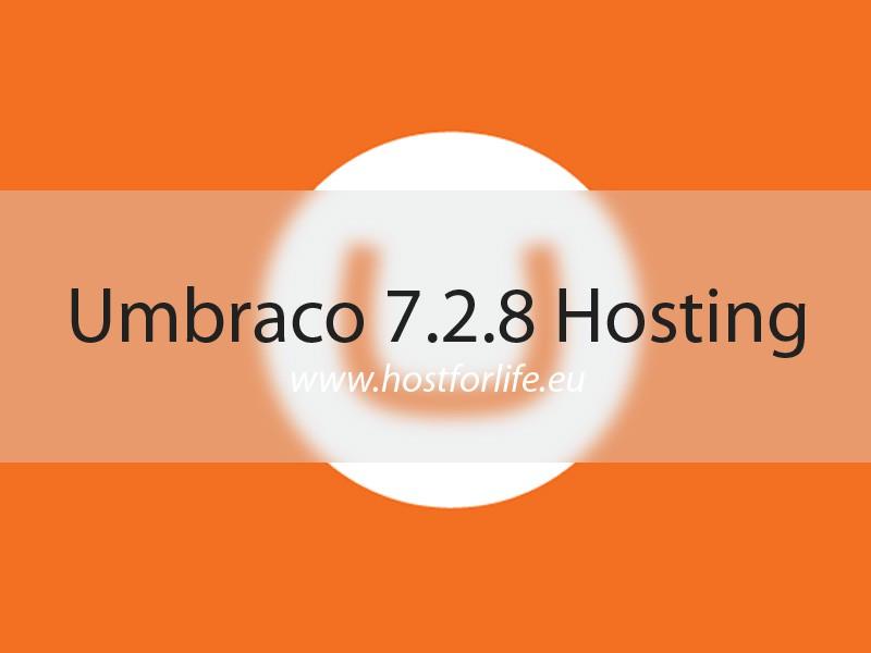 pr-umbraco 7.2.8 hosting